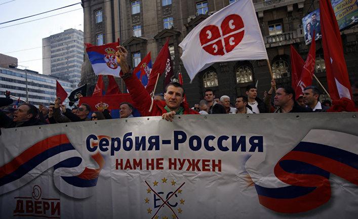 Президент Сербии: Сербы наврядли признают Косово ради членства вЕС