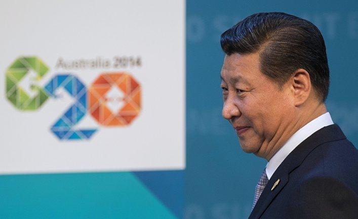 Председатель Китайской Народной Республики Си Цзиньпин