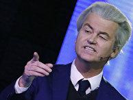 Лидер ультраправой «Партии свободы» Герт Вилдерс
