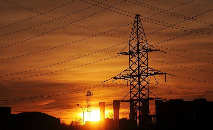 Линии электропередачи во Львовской области