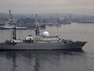 Разведывательный корабль ССВ-175 «Виктор Леонов»