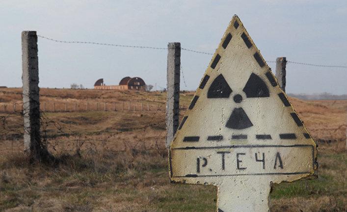 Росгидромет проинформировал о мощном выбросе радиации наЮжном Урале