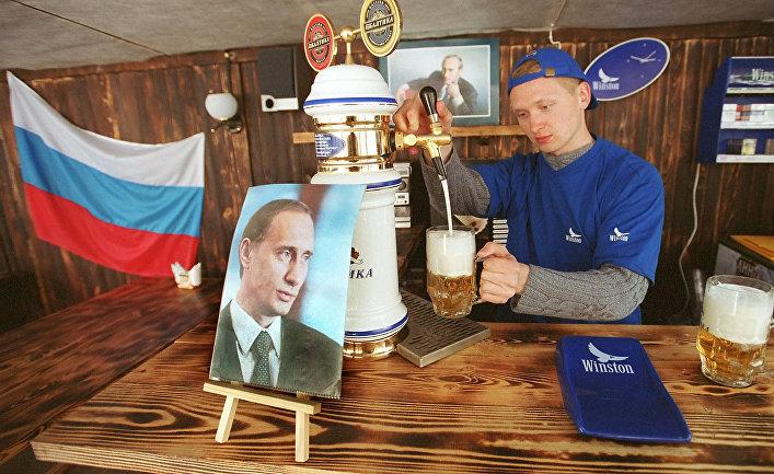 «Путин» - бар в Челябинске