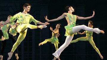 Выступление San Francisco ballet в Париже