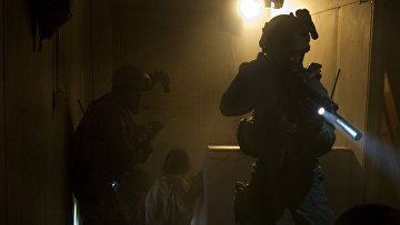 Кадр из фильма SEAL Team Six: The Killing of Osama bin Laden