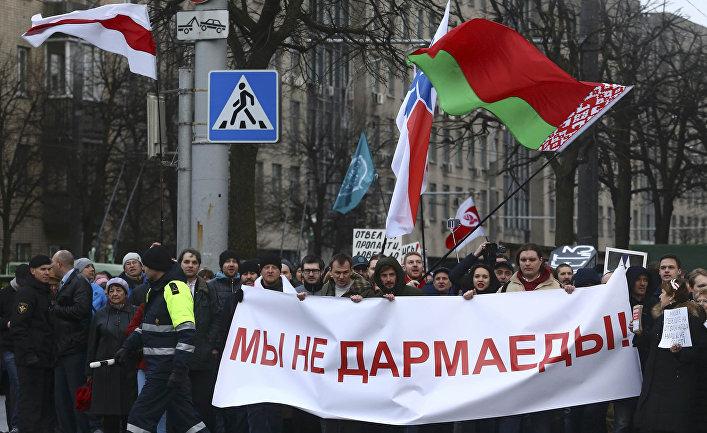 В Беларуси хотят повторить украинский сценарий— Лукашенко