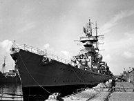 Немецкий тяжелый крейсер «Принц Ойген»