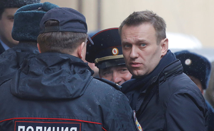 Борец скоррупцией Волков арестован на10 суток
