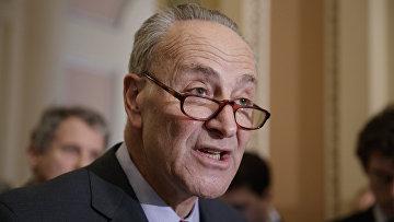 Лидер меньшинства в Сенате Чак Шумер