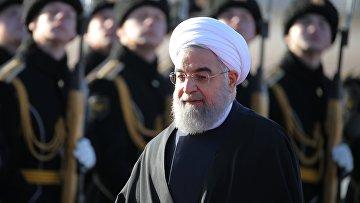 Президент Исламской Республики Иран Хасан Роухани