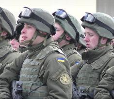 Нацгвардия Украины напугала россиян