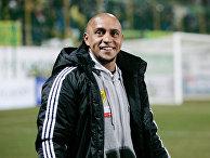 Бывший игрок сборной Бразилии и «Анжи» Роберто Карлос