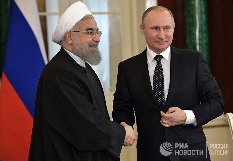 Russia-Iran Strategic Partnership: View from Iran