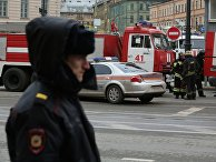Взрывы в метро в Санкт-Петербурге