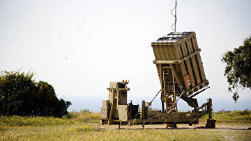 Тактическая система ПРО «Железный купол»