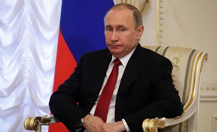 Путин... «громовое молчание»!