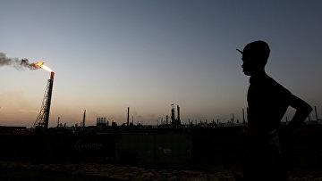 Нефтеперерабатывающий завод венесуэльской государственной нефтяной компании PdVSA