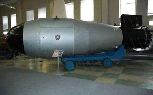 Российский ответ американской «матери всех бомб»