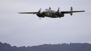 "Американский бомбардировщик B-25 ""Митчелл"""