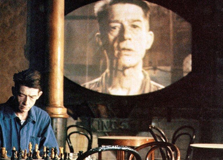 Кадр из фильма «1984»
