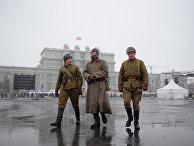 75-я годовщина военного парада 1941 года в Самаре