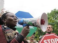Протесты в Камеруне