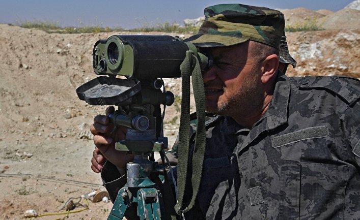ВКСРФ освобождали Акербат, используя новые методы ведения военных действий