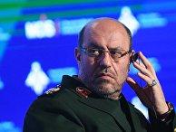 Министр обороны Ирана Хоссейн Дехган