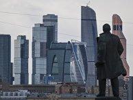 """Московский международный деловой центр """"Москва-Сити"""" (ММДЦ)"""