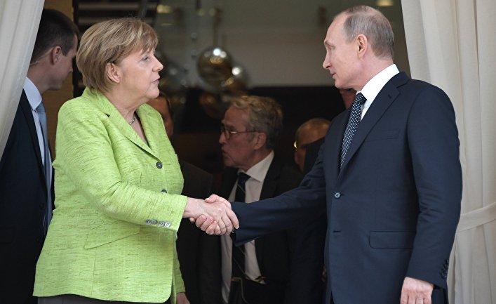 Украинские власти сами отделяют Донбасс— Путин