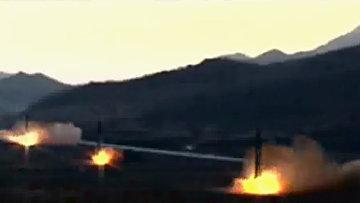 КНДР «потопила» авианосец Carl Vinson