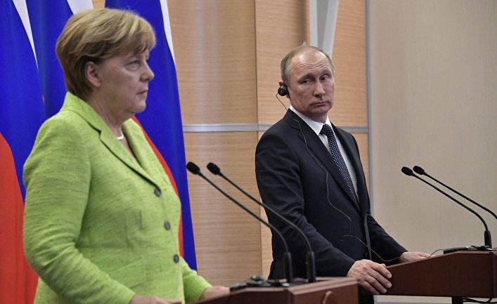 Визит Меркель в Сочи: предвестие оттепели или предвыборный маневр?