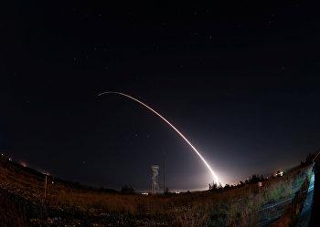 США вновь испытали Minuteman III
