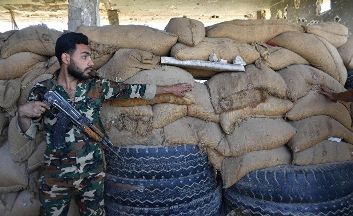 Западу в это трудно поверить, но сирийская война заканчивается, и Асад в ней побеждает