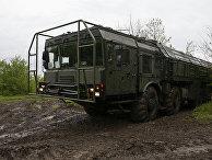 Оперативно-тактический ракетный комплекс «Искандер-М»