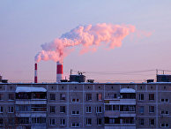 Зимнее утро в Москве