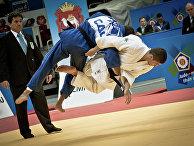 Чемпионат Европы по дзюдо в Челябинске