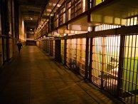 Тюрьма Алькатрас в США