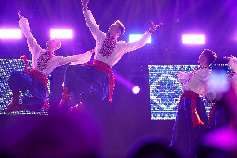 Выступление Украина на Евровидении