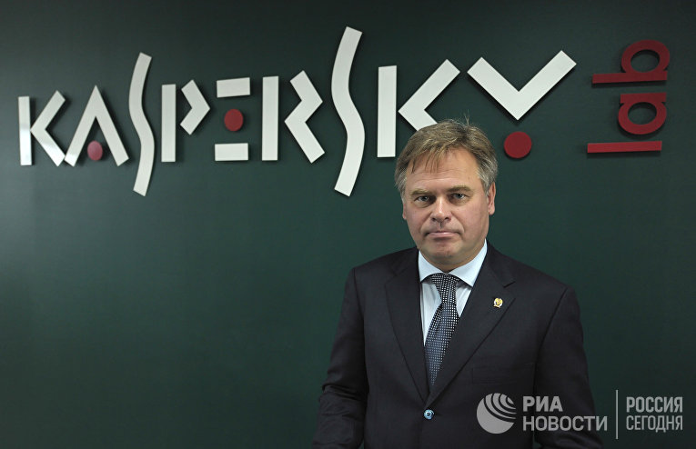 """Основатель и руководитель """"Лаборатория Касперского"""" Евгений Касперский"""