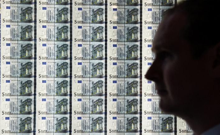 Банкноты номиналом в 5 евро