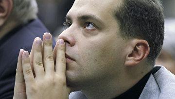 Член политсовета Объединенного демократического движения «Солидарность» Владимир Милов