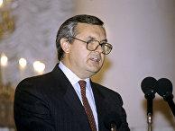 Янис Юрканс, архивное фото