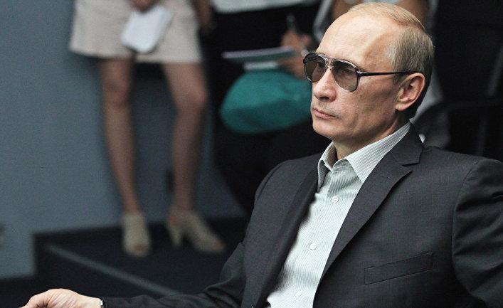 Политика Путина. Президент РФ и глава США: разница налицо