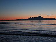 Окрестности деревни Нинильчик, штат Аляска