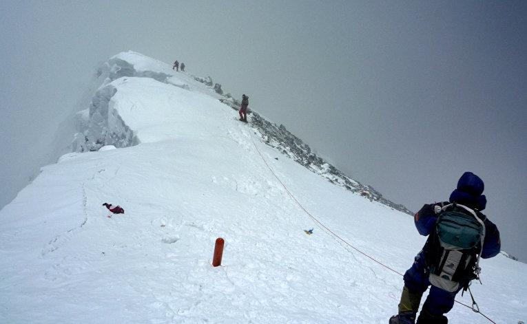 Восхождение на Эверест, 2009