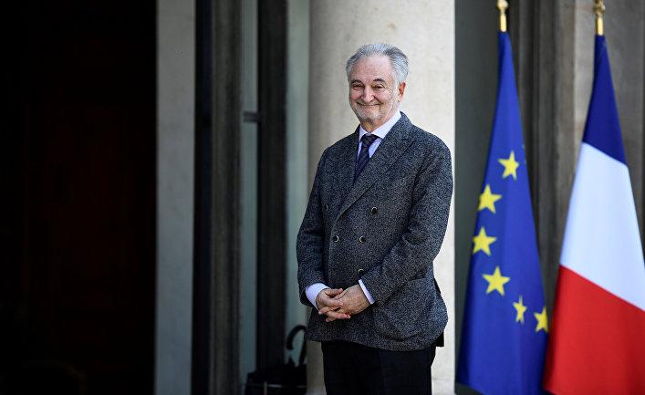 Французский экономист, писатель и политический деятель Жак Аттали