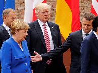 Лидеры стран, участниц саммита G7