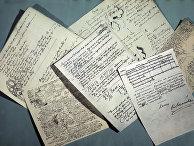 Рукописи Достоевского