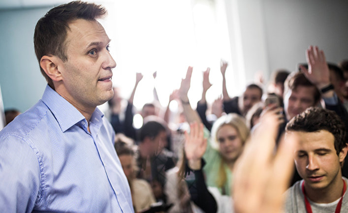 ВИркутске напали наарендодателя помещения под кабинет штаба Навального